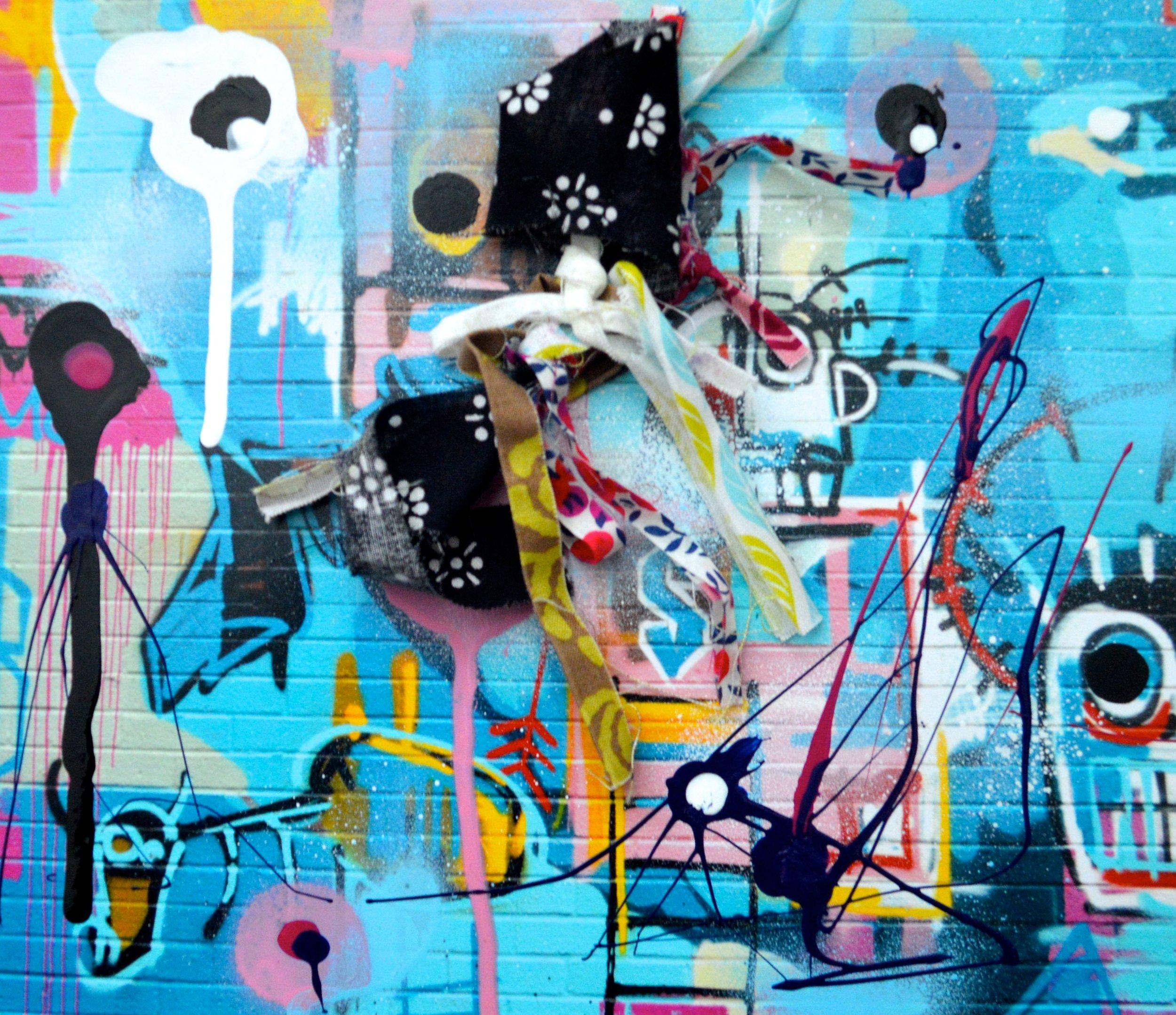 "Luis ""Zimad"" Lamboy  (Art Wall)"