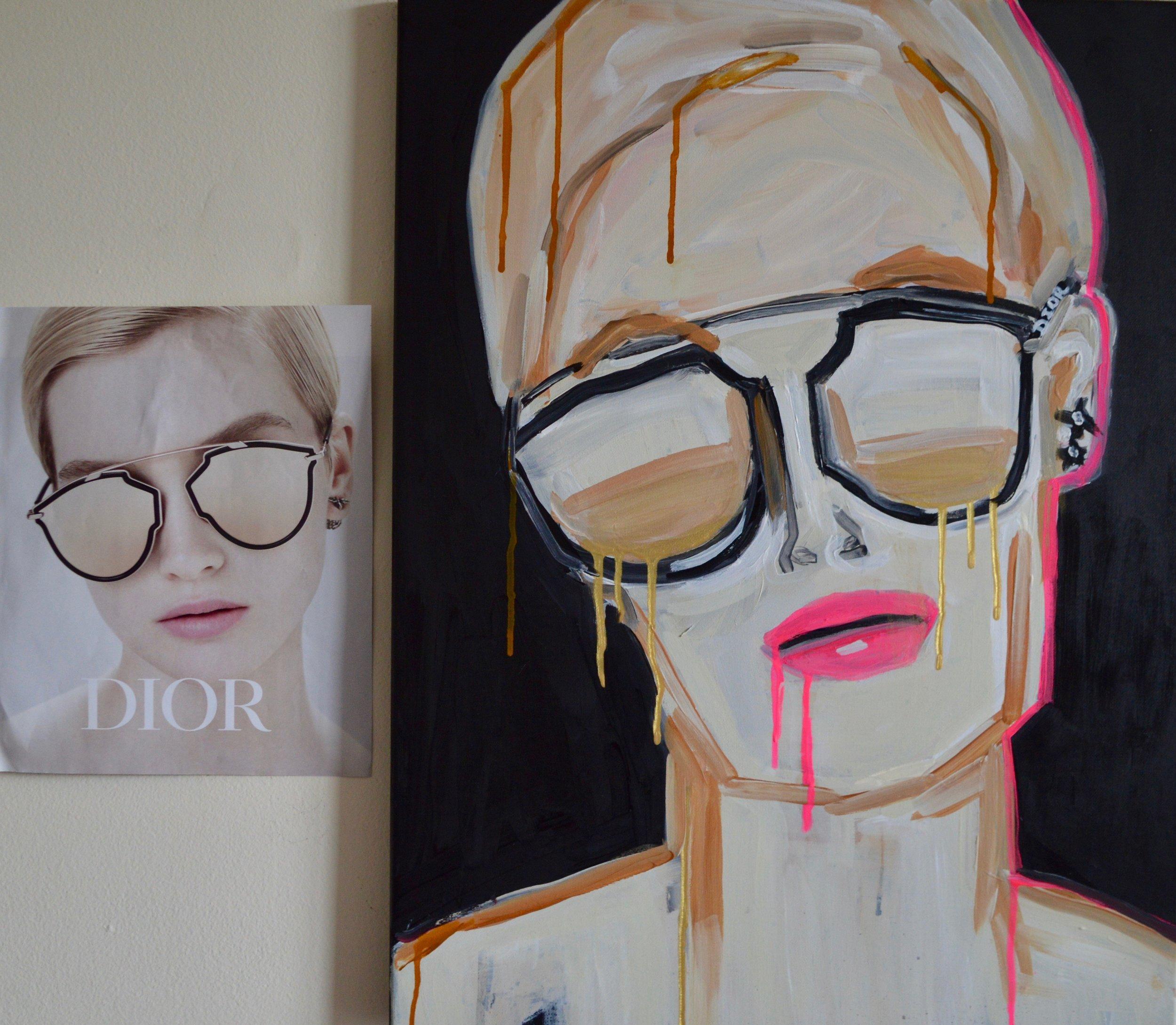 Eyes on Dior