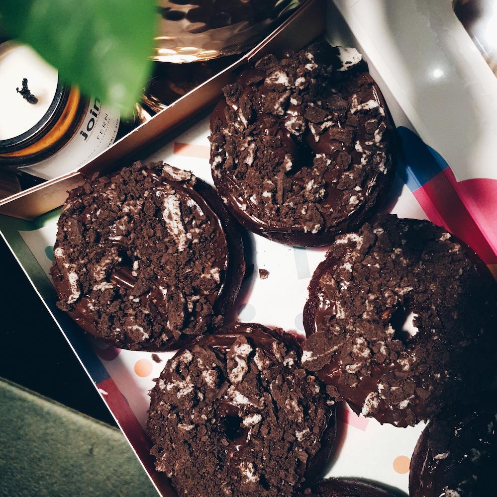 Cookie crumb