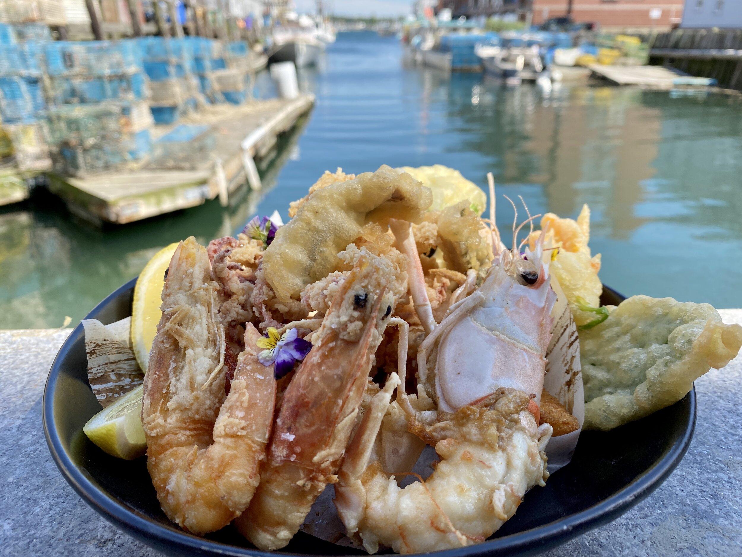 What Is Fritto Misto La Cucina Italiana Knows Solo Italiano Restaurant