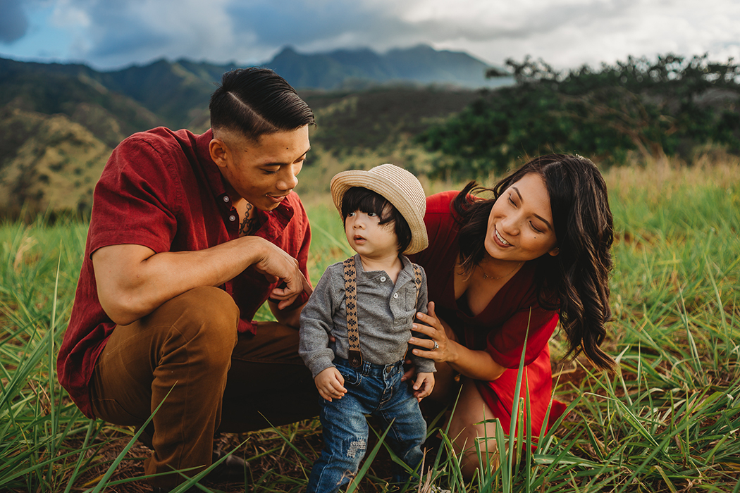 Family-Hawaii-Session