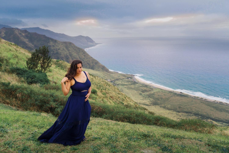 Meet Ku`u - Oahu based family and couples photographer