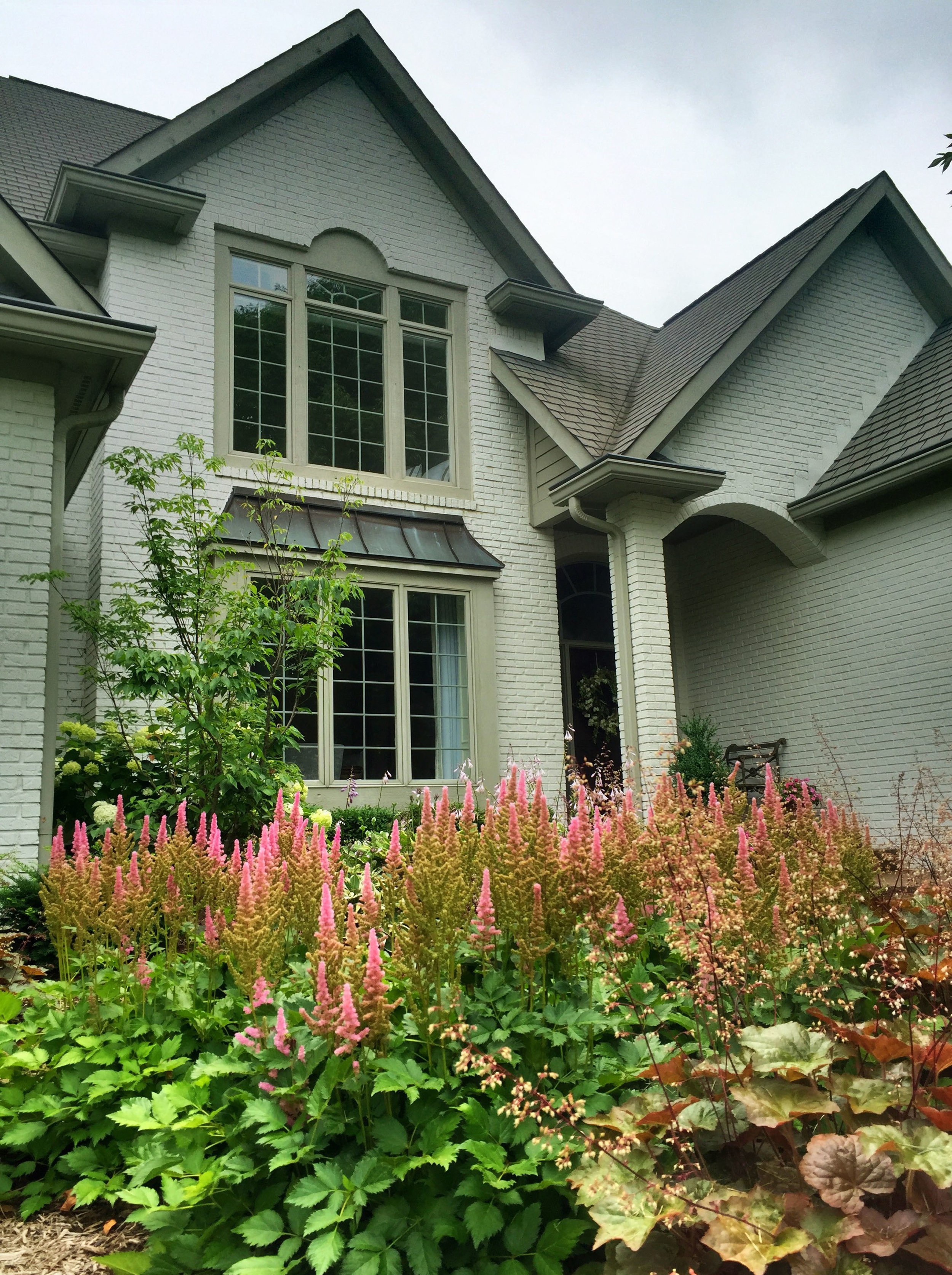 Indianapolis Landscape Makeover