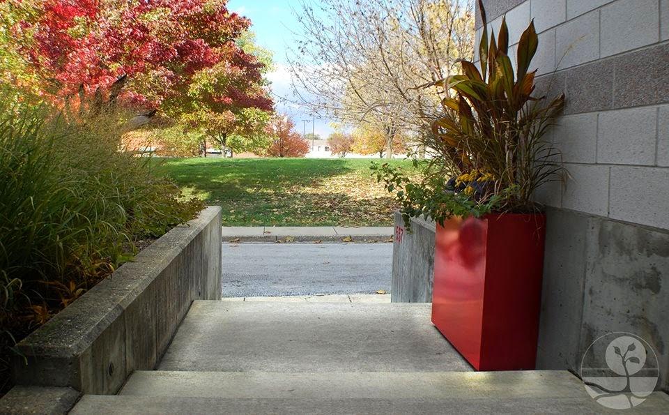 Downtown Indianapolis Landscape Design