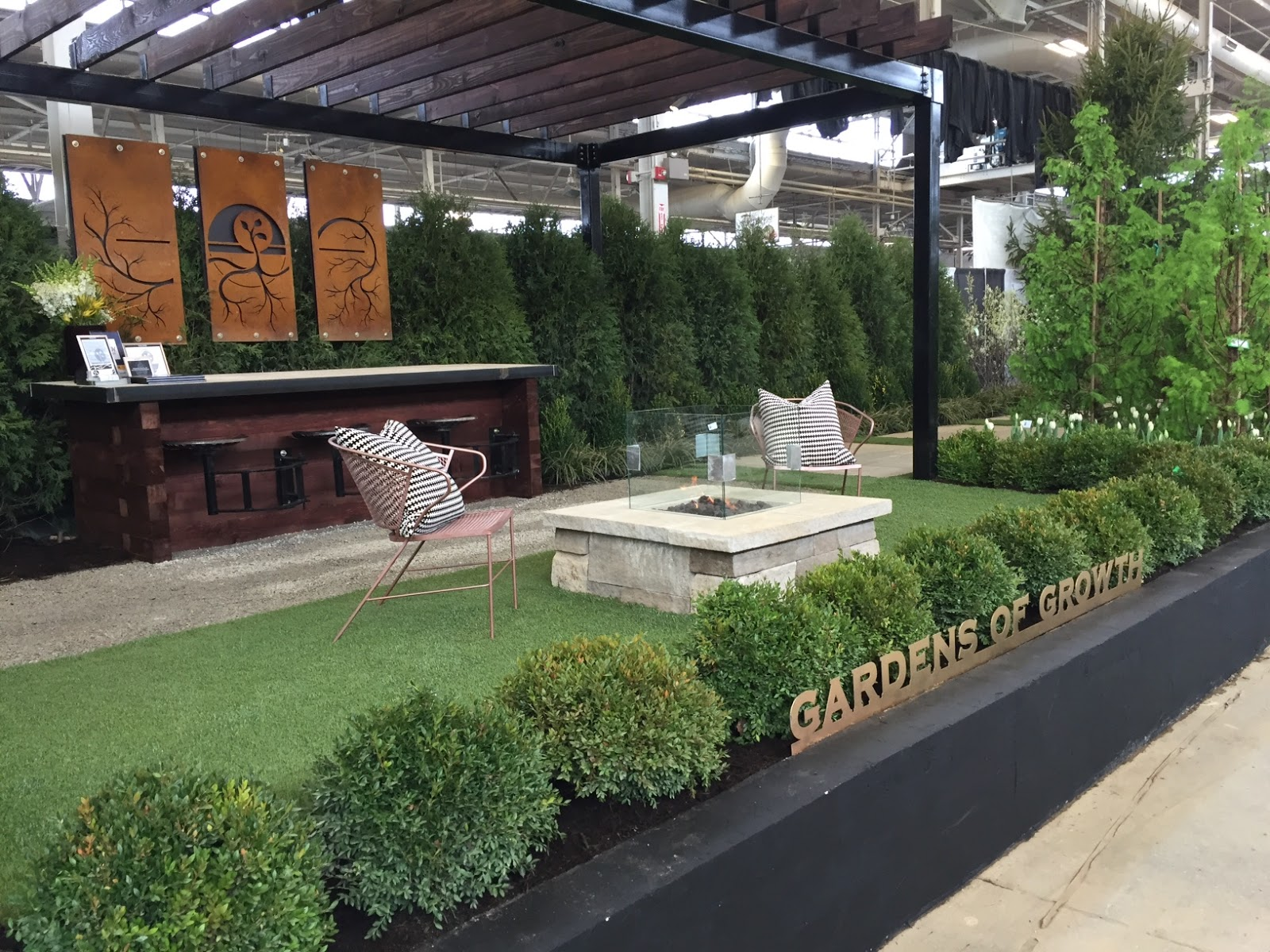 2016 flower and patio show gardens of growth 5
