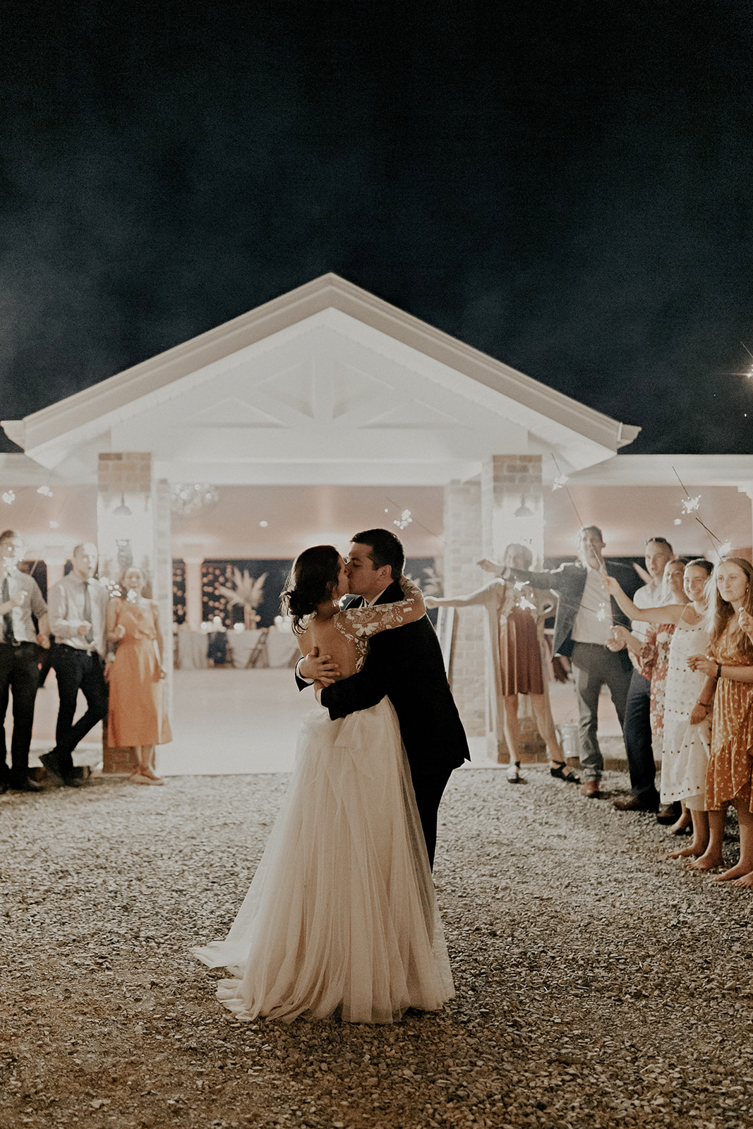 Our Favorite Send Offs - A grand exit is a great way to bring your party to a close on a high note. And we have some cool couples who have gone out in style.