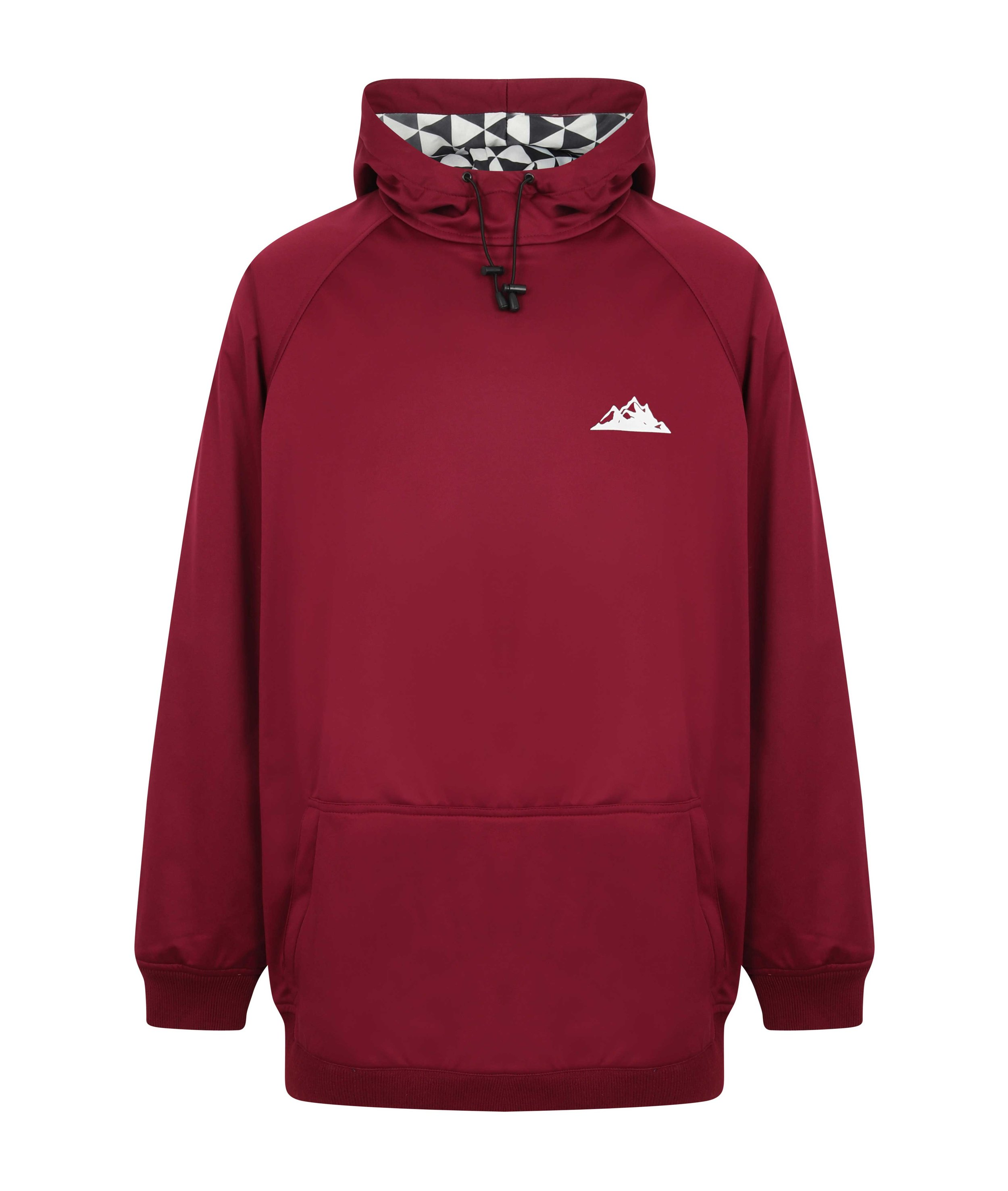 THE FLO 2.0 - TECHNICAL HOODIE