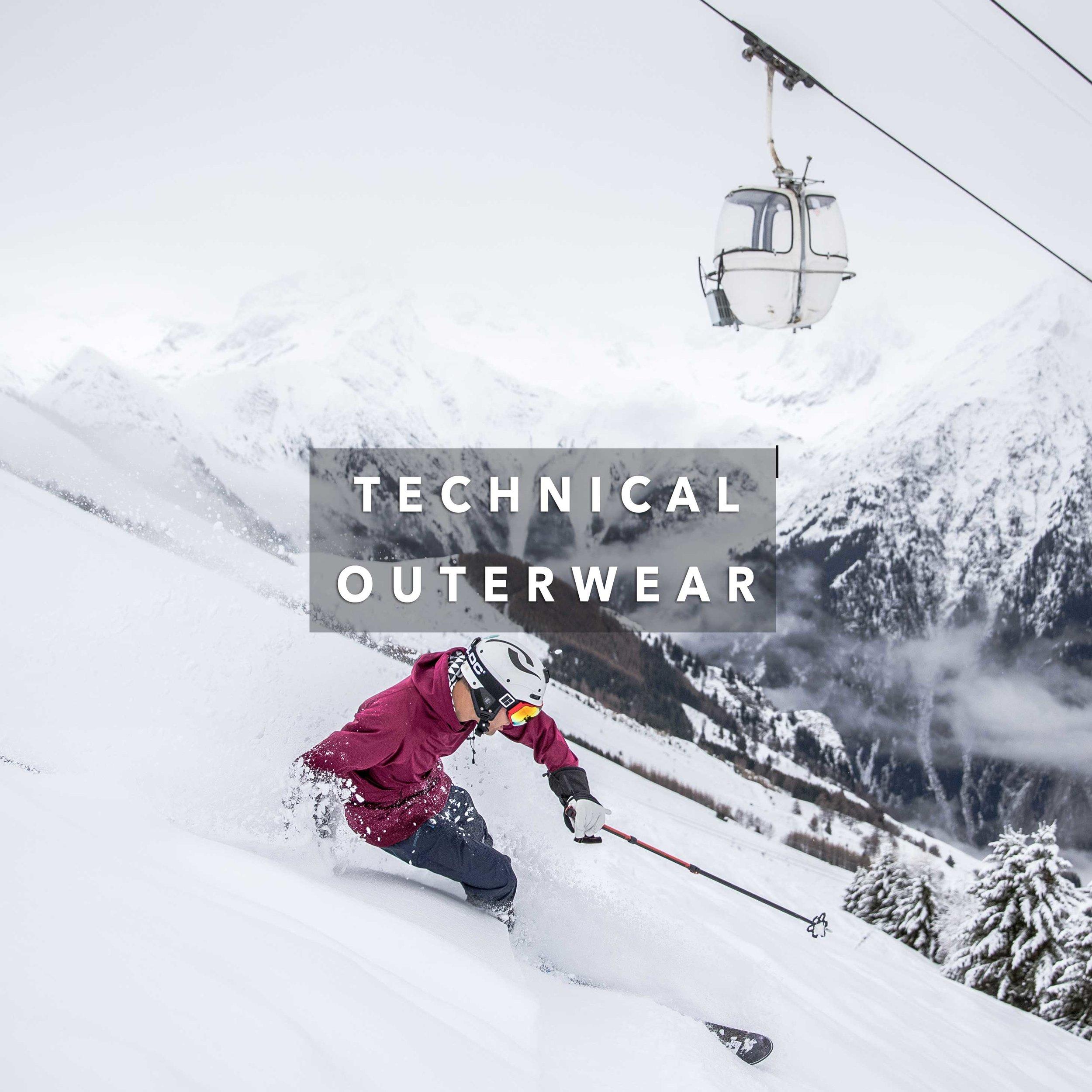 Technical Outerwear