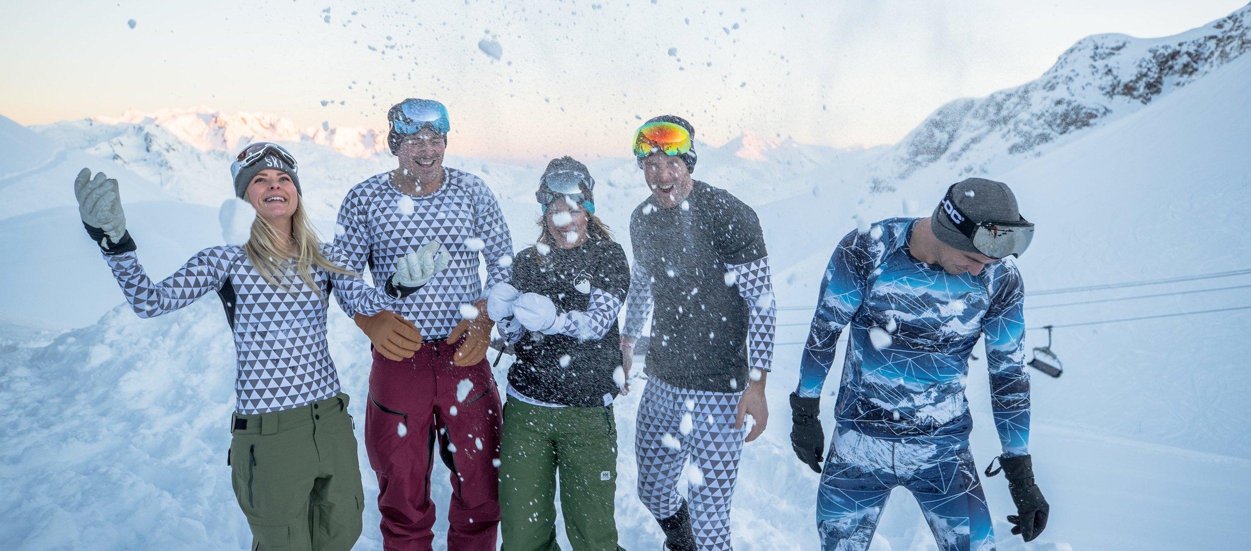 Friski Wear Thermal Baselayers banner image