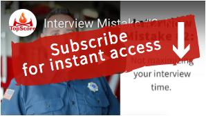 Firefighter Interview Training