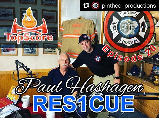 Meeting Paul was an honor.  Not only was he down to earth, he was humble.  The stories he shared are amazing! I can't wait to share them with you.  Be sure to check out episode 20 with Paul Hashagen from FDNY RES1CUE on PintheQ!  Shoutout to @interview_coaching for sponsoring this episode!  I would also like to thank Don @allhandsfire for making this interview possible. All my episodes are published to PintheQ Productions on YouTube, be sure to@subscribe to get alerted of all released episodes.  #Repost @pintheq_productions with @get_repost