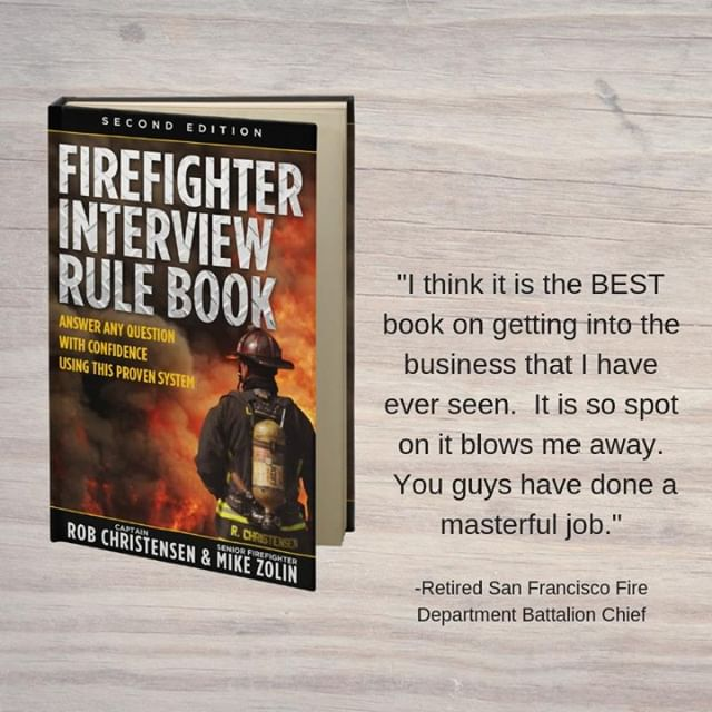 If you plan on landing a job with a fire department this year, this book is a must. Candidates fail the interview because they have no idea what it takes to earn a spot at the top of the hiring list.   In this book, we break it all down for you. So, you have no regrets after the interview.   #chiefmiller #emslife #interviewcoaching #oralboard #dreamjob #firefighter #firefighteracademy #crossfit #firedepartment #interview #futurefirefighter #volunteerfirefighter #emt #paramedic #firemedic #ilovemyjob #bestjobintheworld #nowhiring #beamentor #acceptingapplications #jobsearch #FFPG #firescience #emslife #ems  