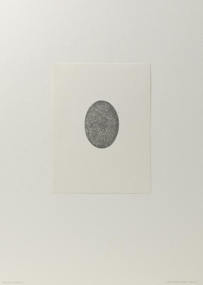 Oval stone I