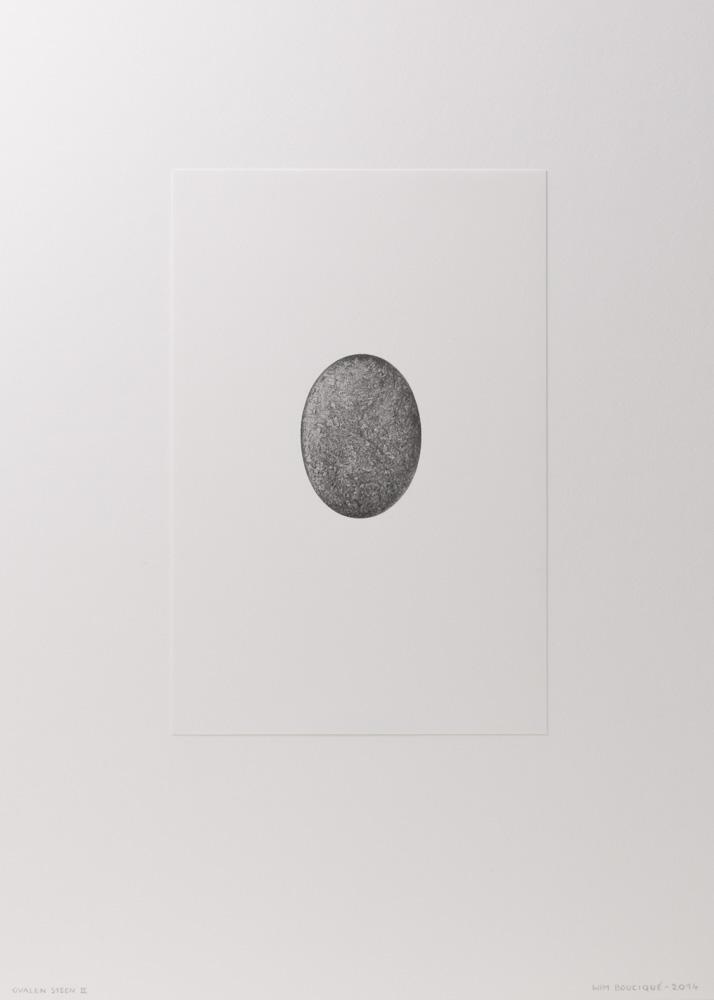 Oval stone II