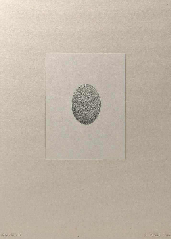 Oval stone III
