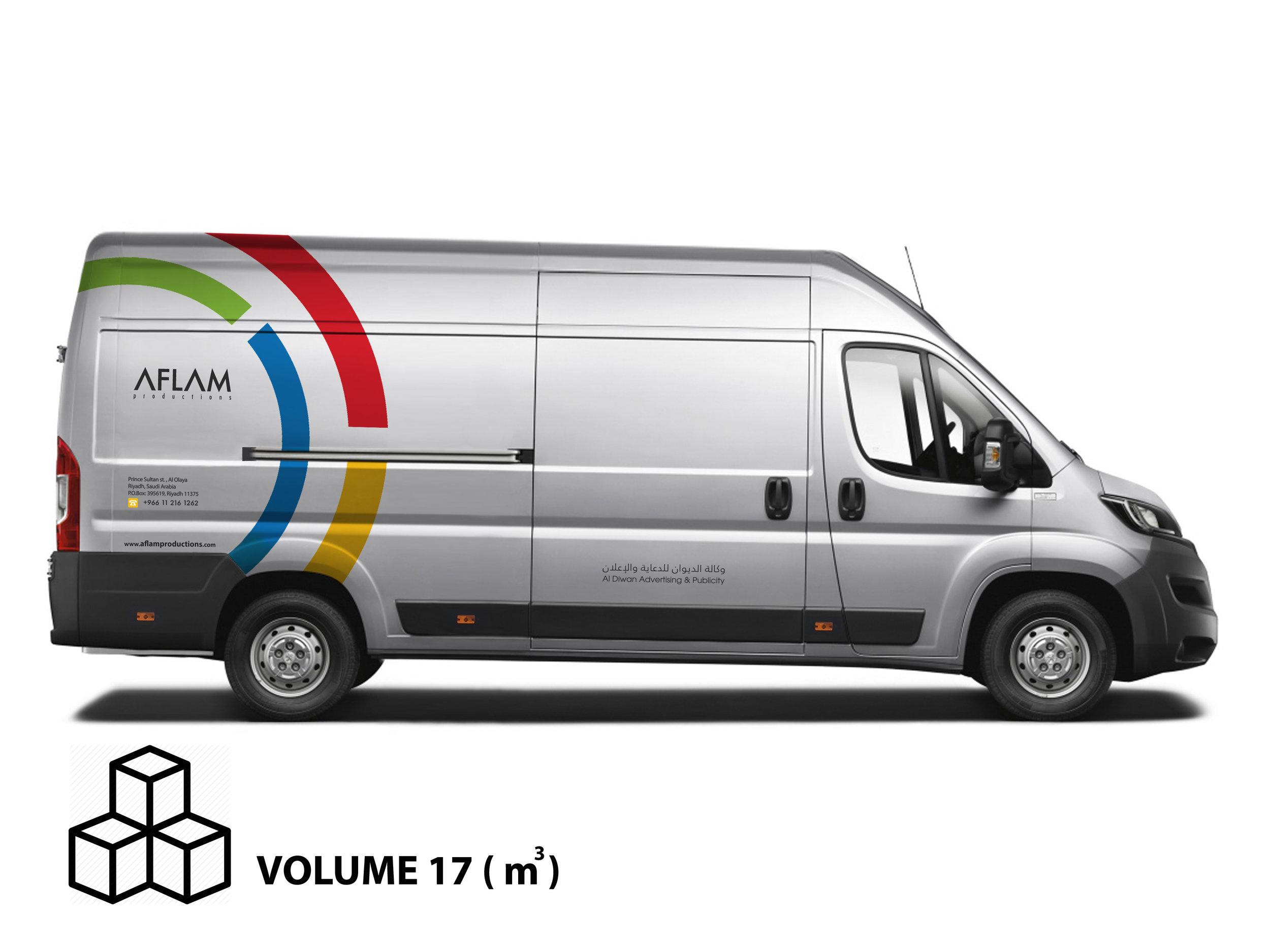 Peugeot Boxer / Shelved 17m3