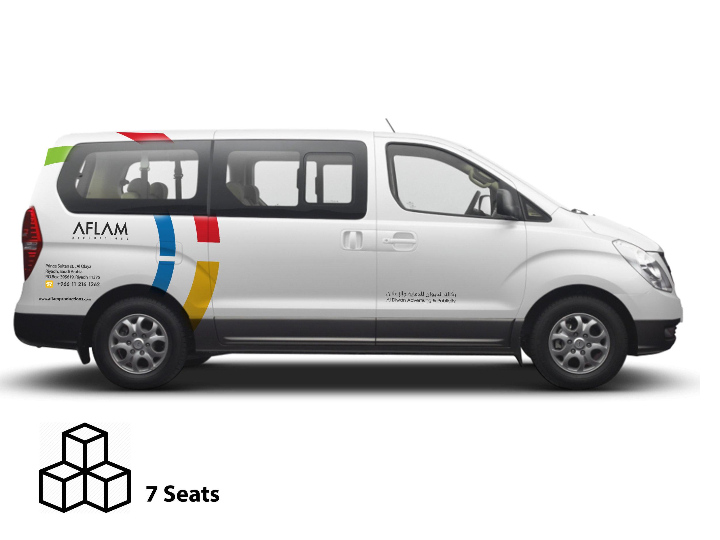 Hyundai - H1 7 Seats
