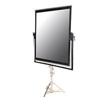 Mirror 1.2x1.2m with Baby Stand