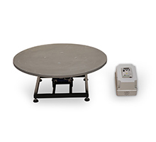 Turntable - With Speed Controller (up to 120kg load)