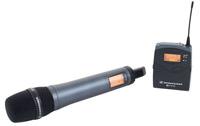 Sennheiser ew 135 portable receiver