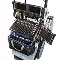Sound Devices / 688 12-Input Field Mixer Cart