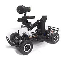 Wireless Car + Osmo x5-R