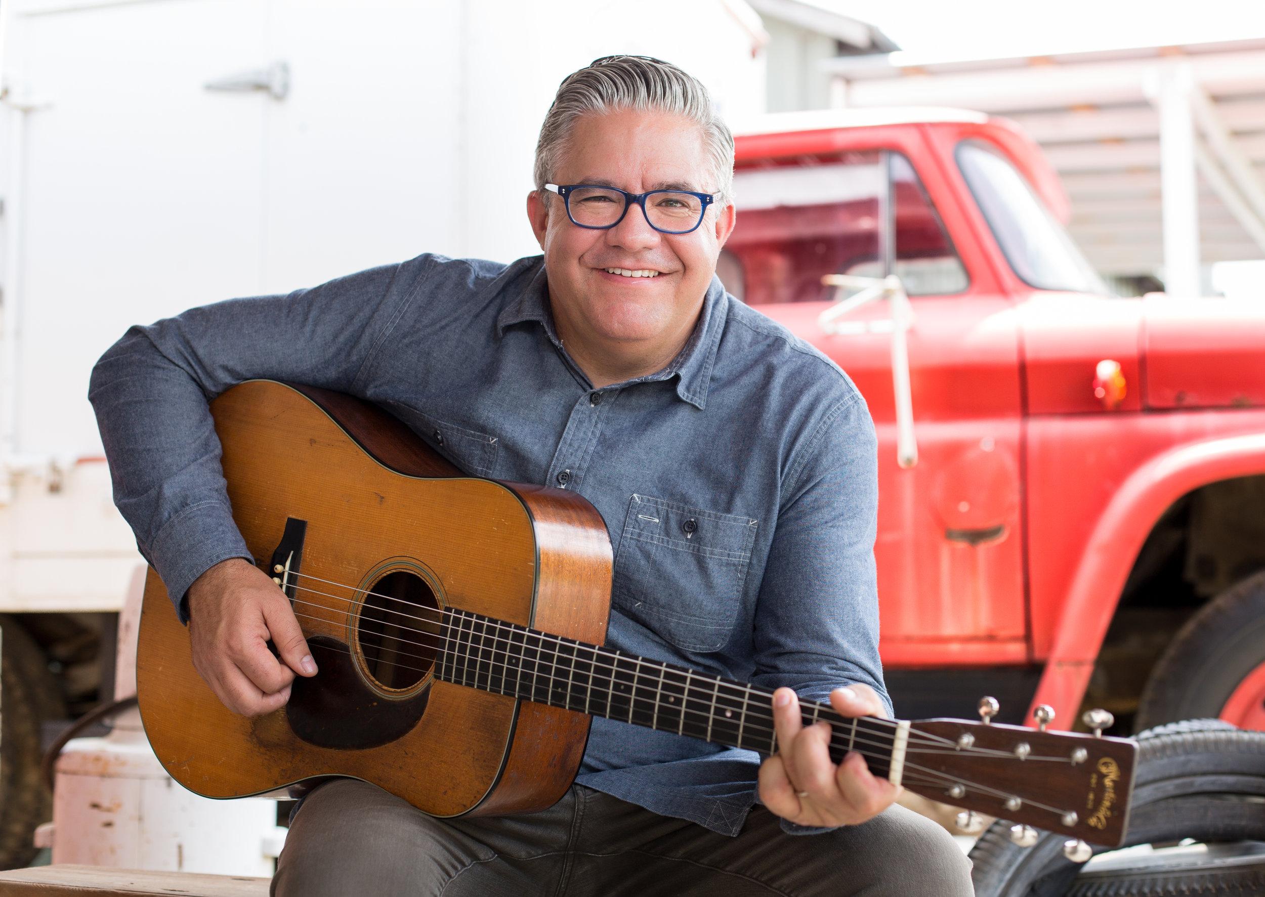 Kenny Smith Flatpicker Guitar