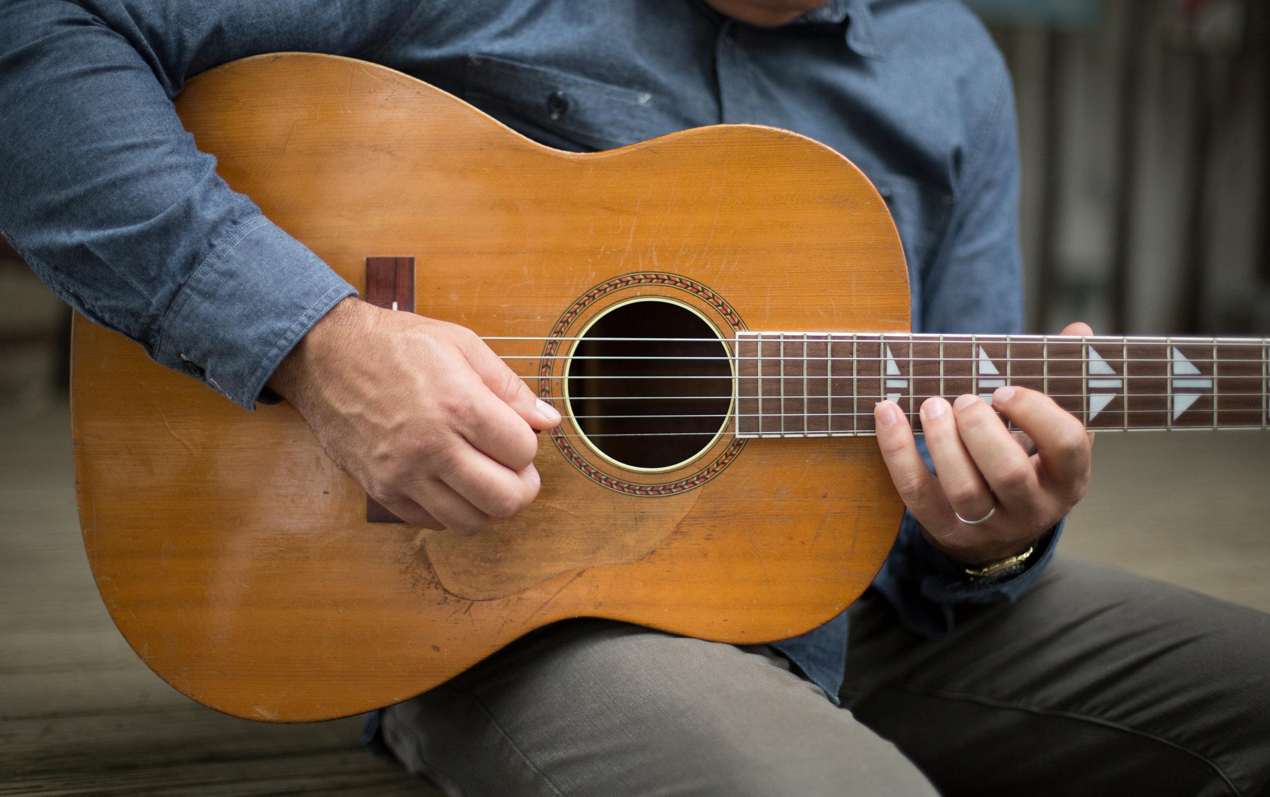 Learn Flatpick Guitar Online