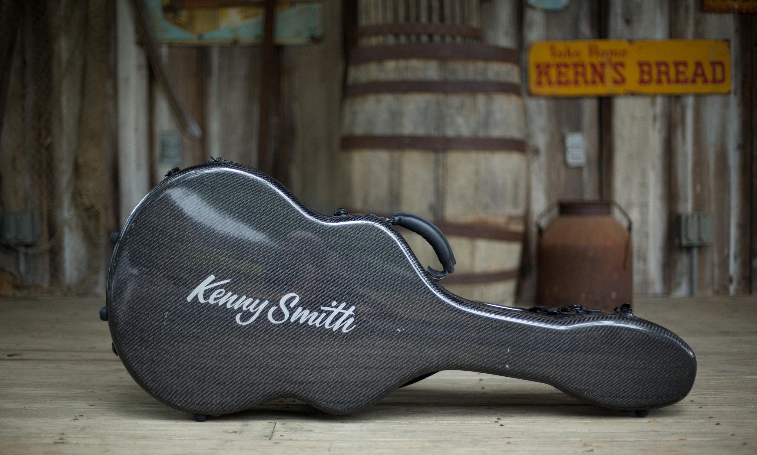 Kenny Smith guitar case