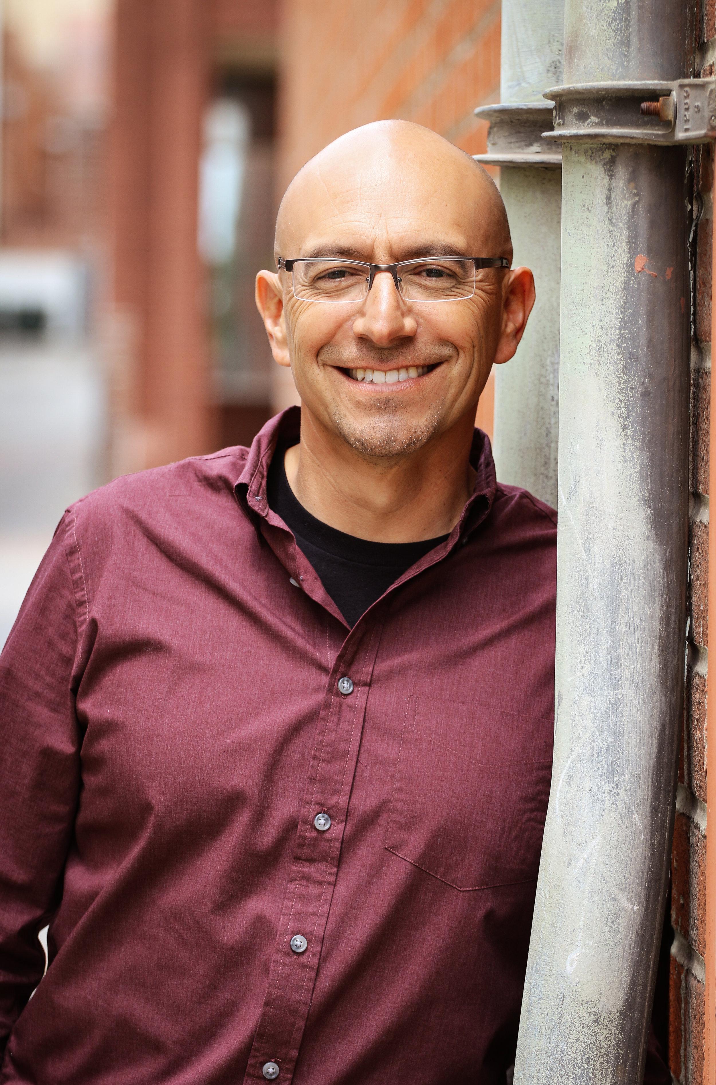 Steve Martinez - ASSISTANT PASTOR