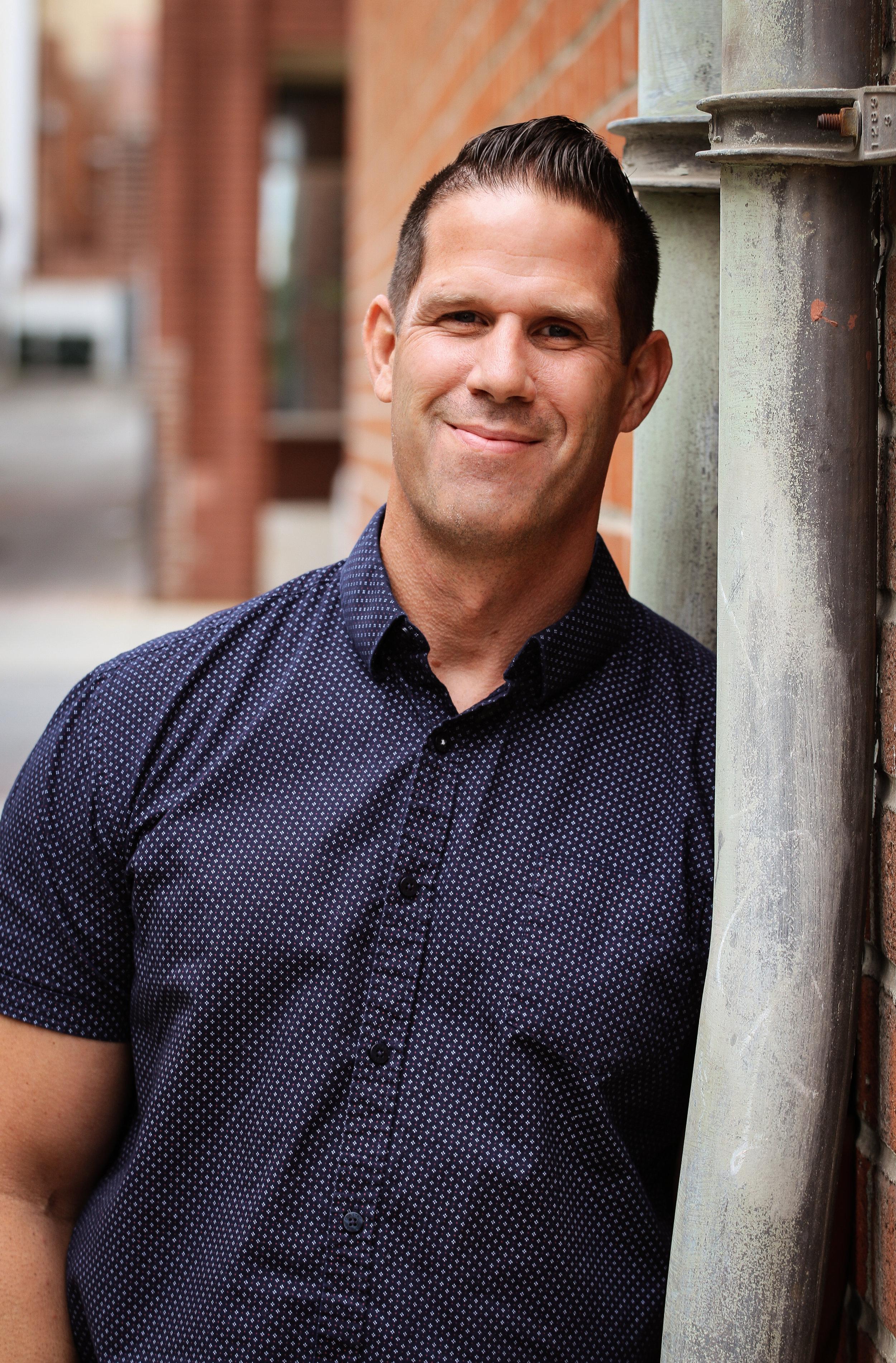 Matt Lingeman - CHILDREN'S MINISTRY PASTOR