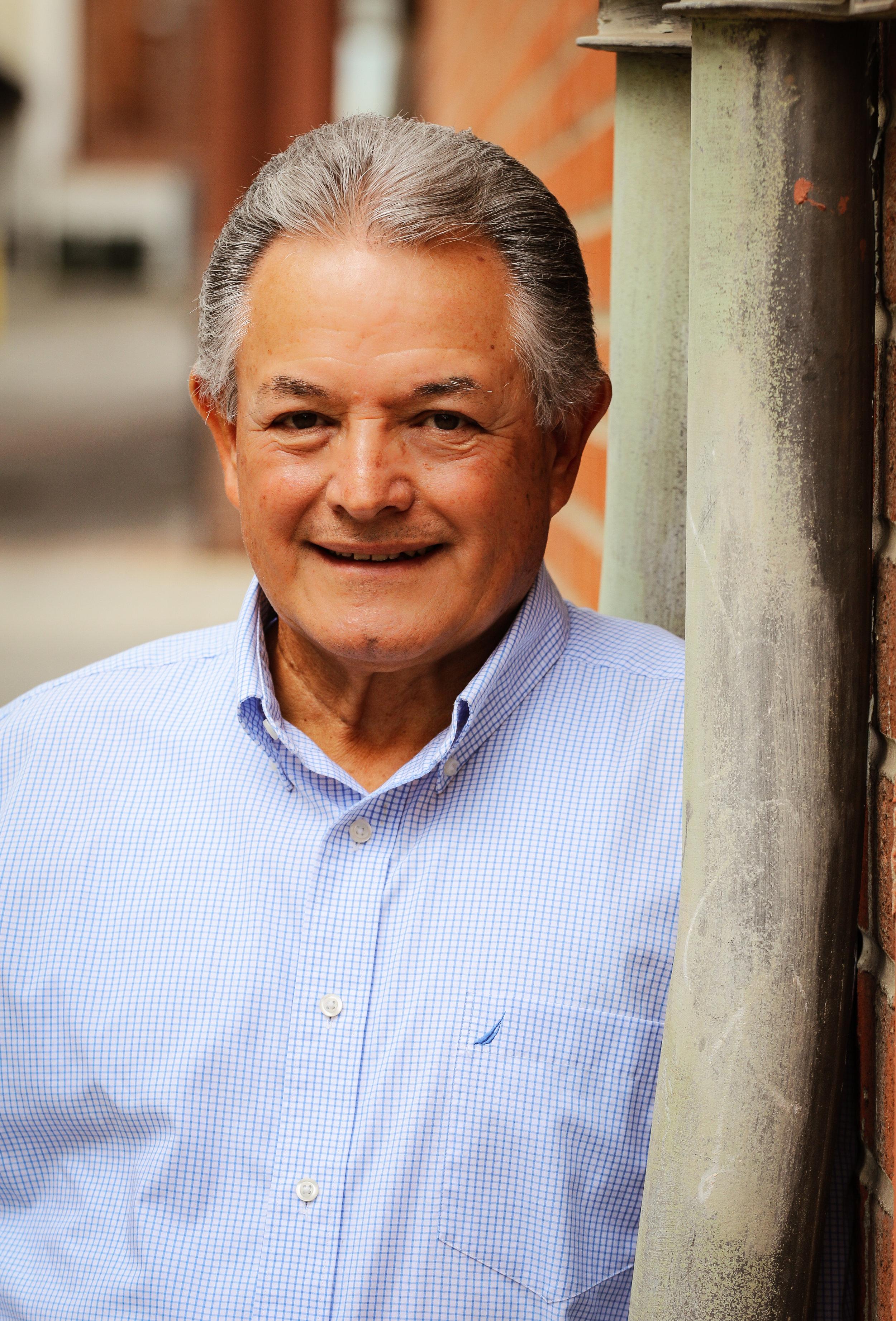 Ed Calderon - USHERS