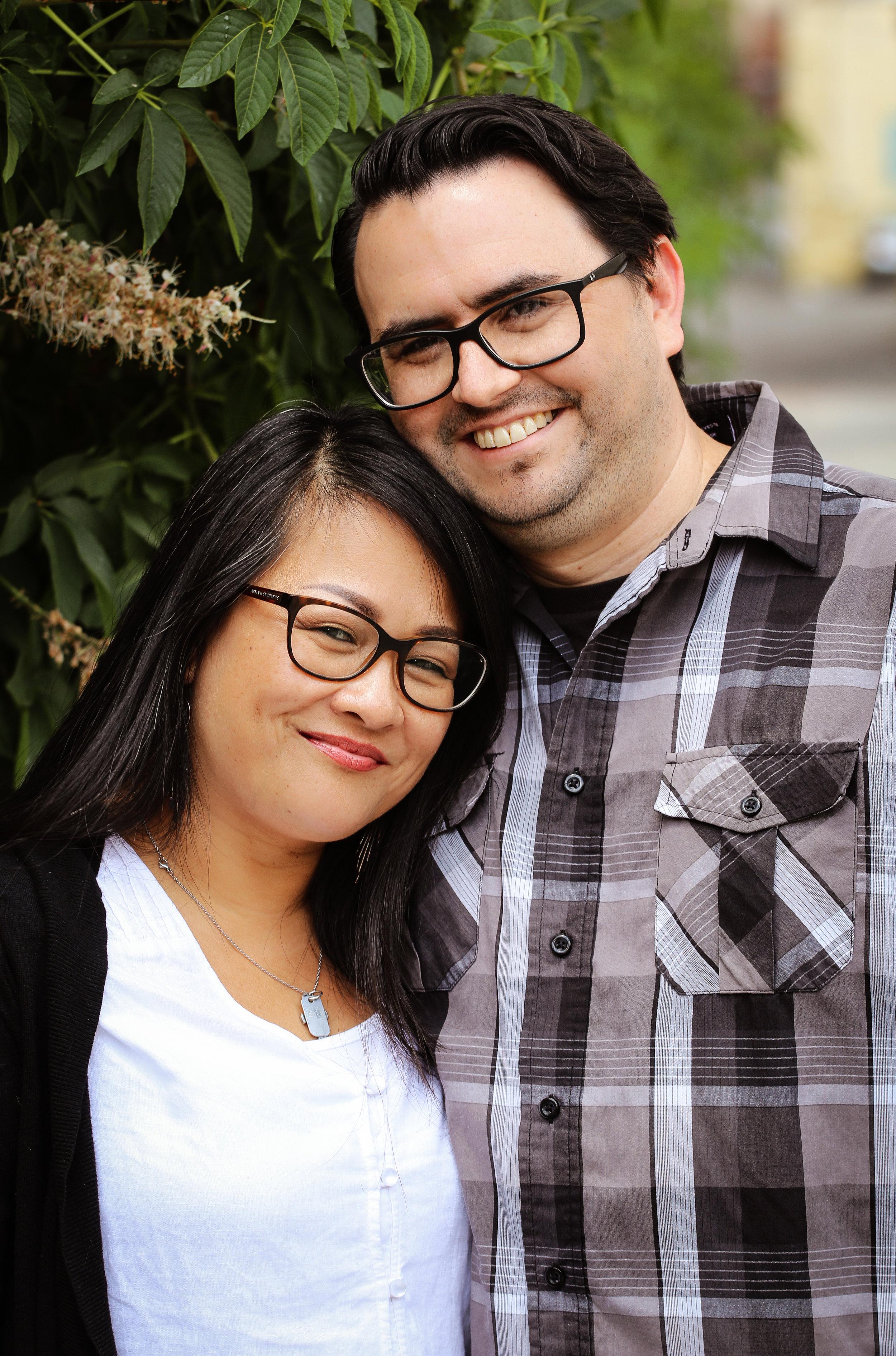 Ben & Eleyn Isaak - JR HIGH