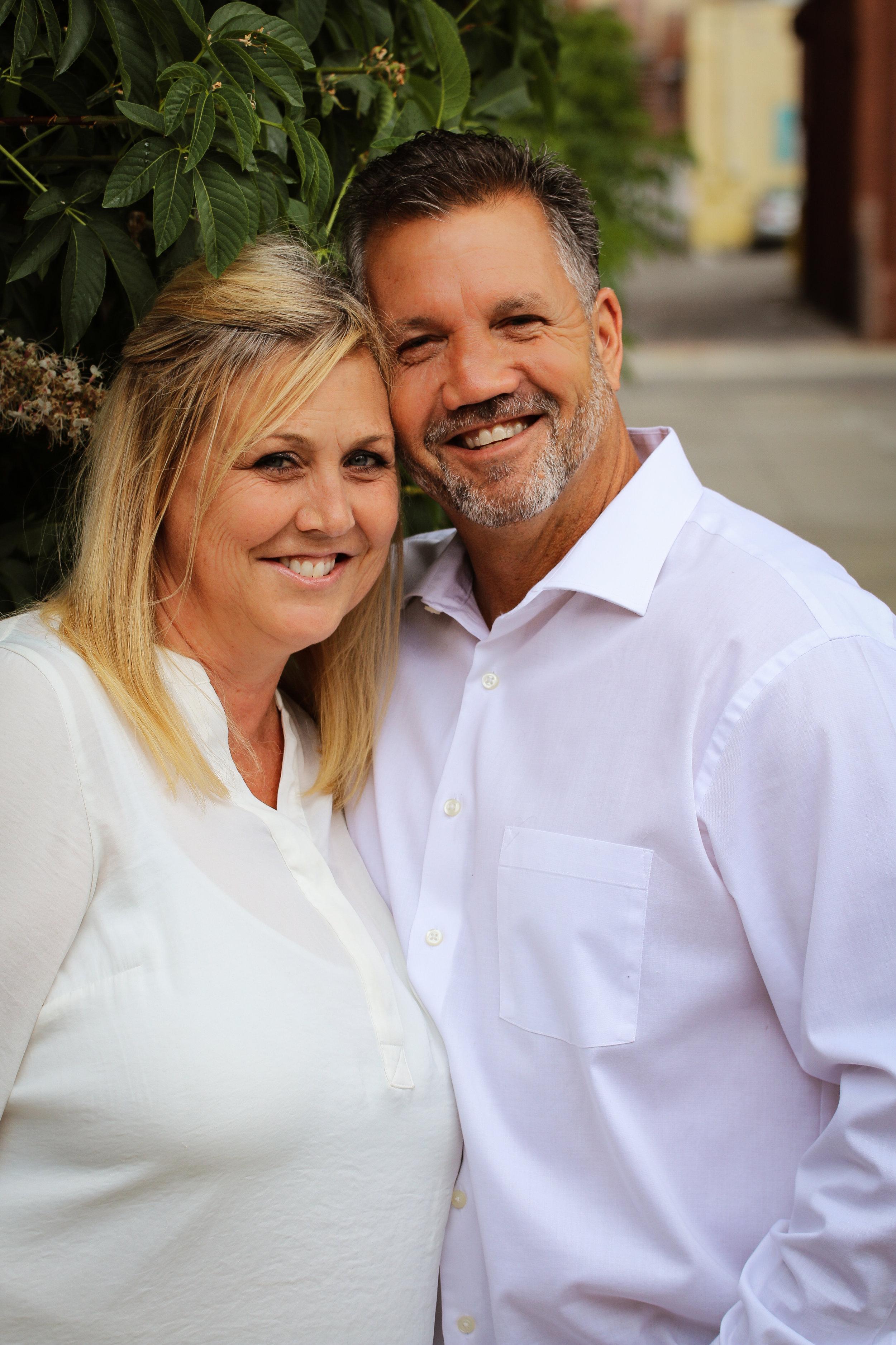 Jeff & Ronda Peters - HOSPITALITY