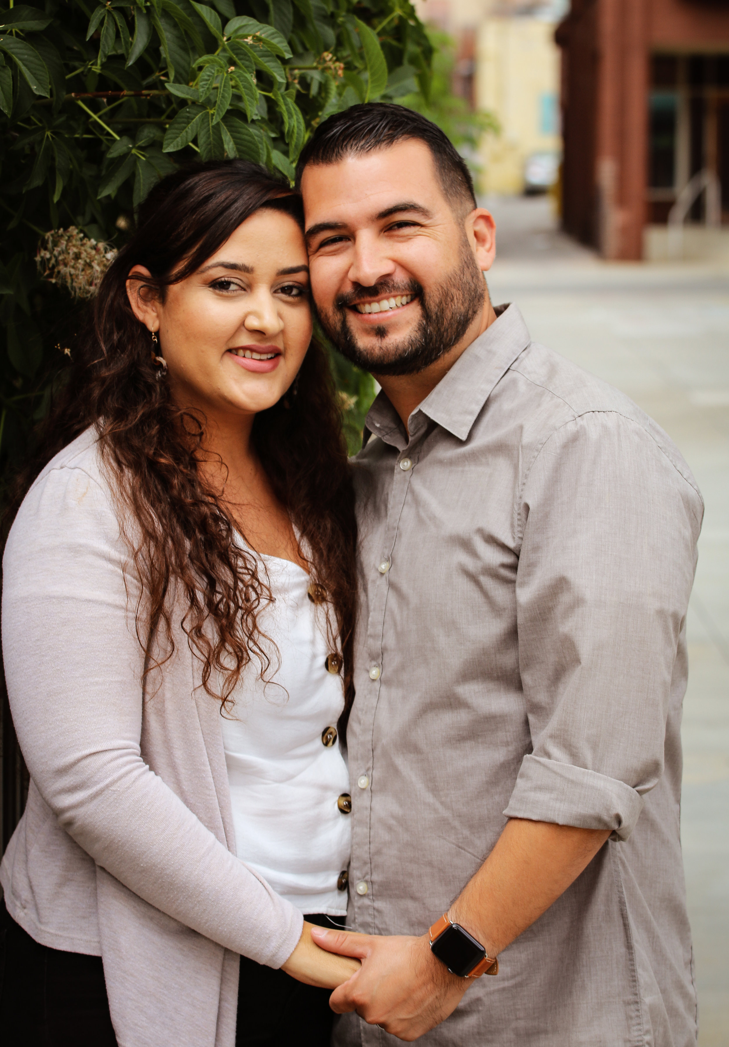 Jesse & Lissett Zamora - MARRIED & ENGAGED COUPLES