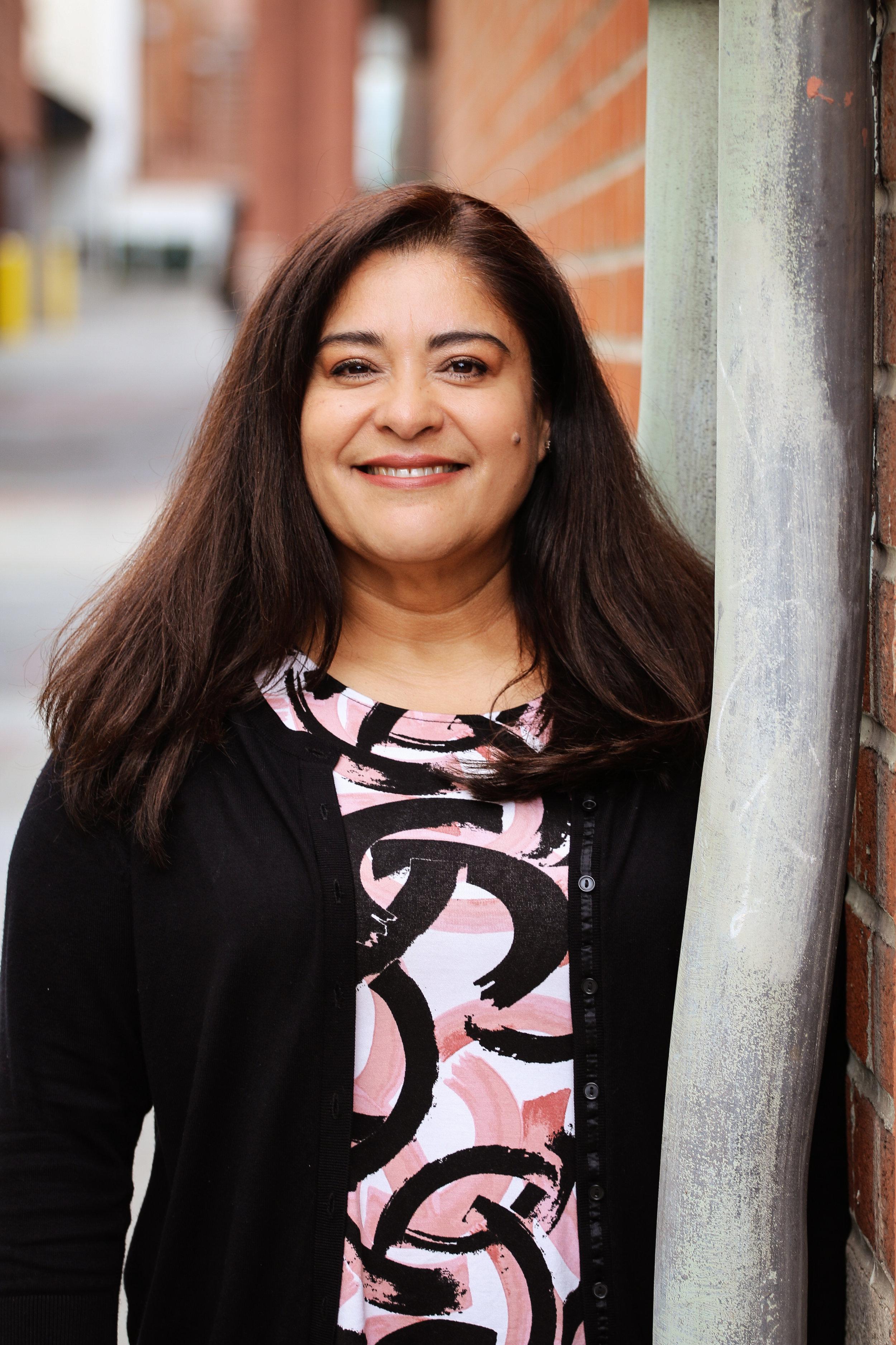 Norma Ramirez - WOMEN'S WALKING IN FREEDOM CO-LEADER