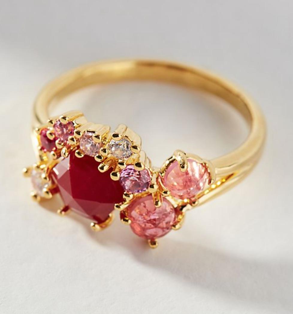 Birthstone Ring - £38.00