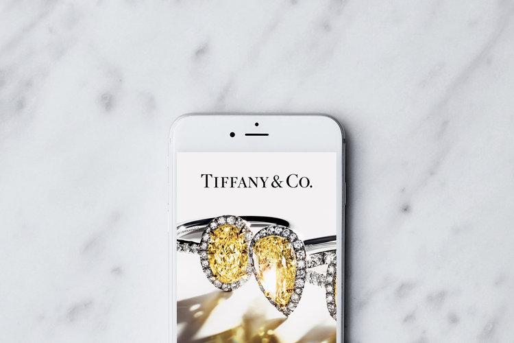 Tiffany & Co. - Ringfinder App