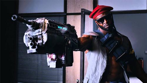 SCARE ME - Major Lazer :: Music VideoCredit :: Art Department