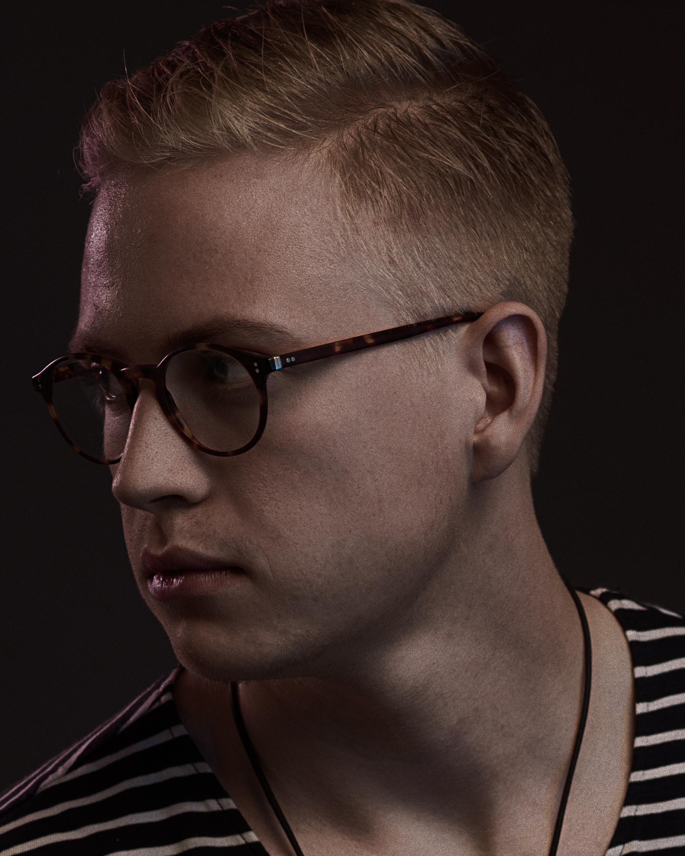 Portrait by Christoffer Rosenfeldt