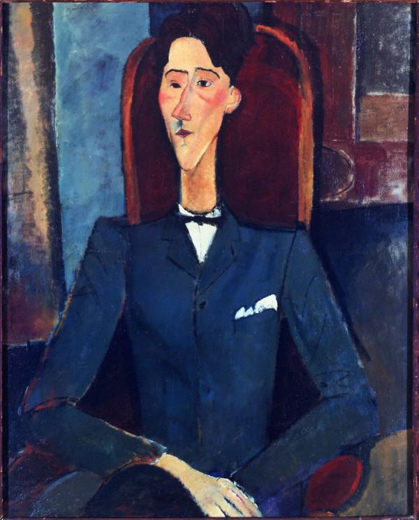 1) Jean Cocteau, 1916