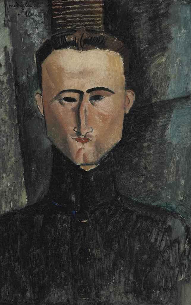 7) Jean de Rouveyre, 1915