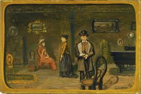 The Rejected Suitor , 1915, The Phillips Collection, Washington, D.C.