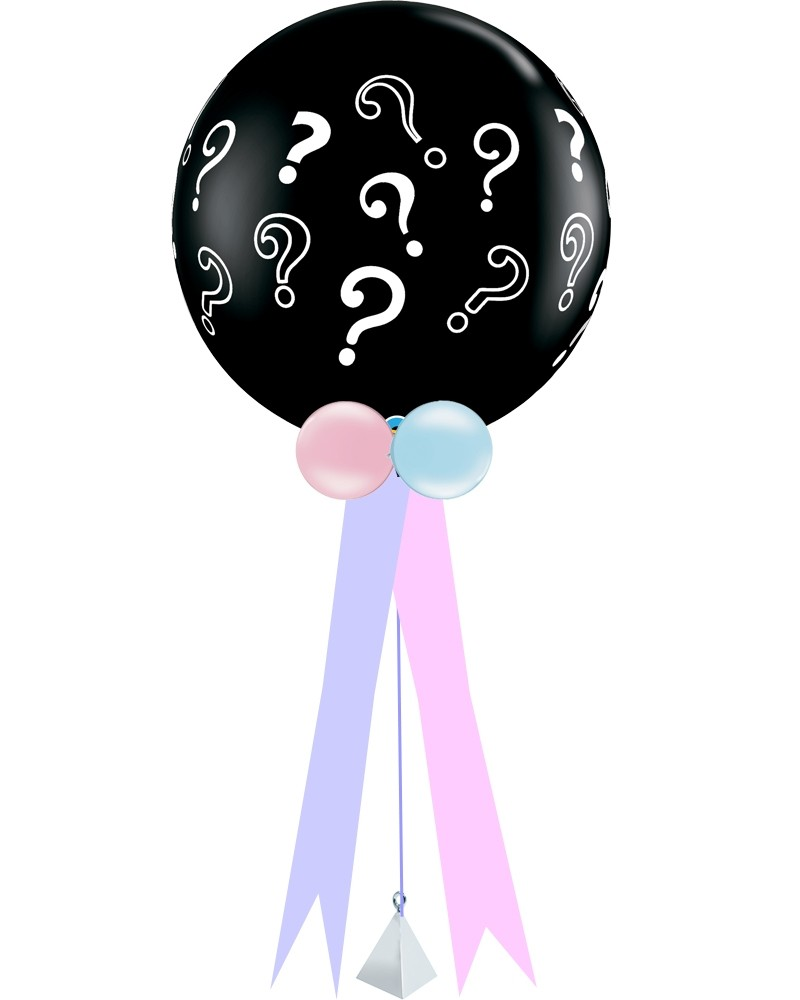 Gender Reveals & Balloon Pinatas