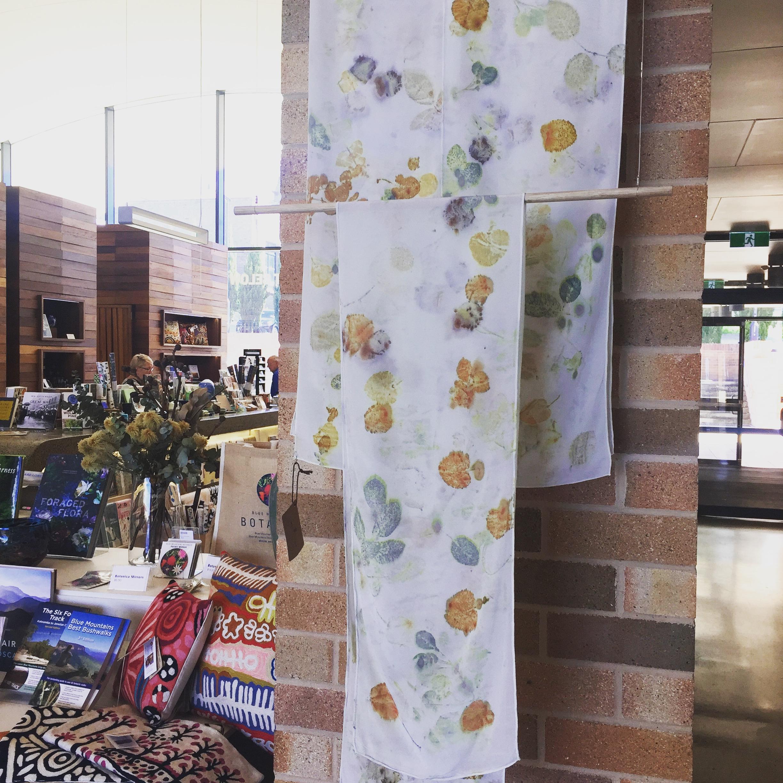 Cultural Centre Display scarves