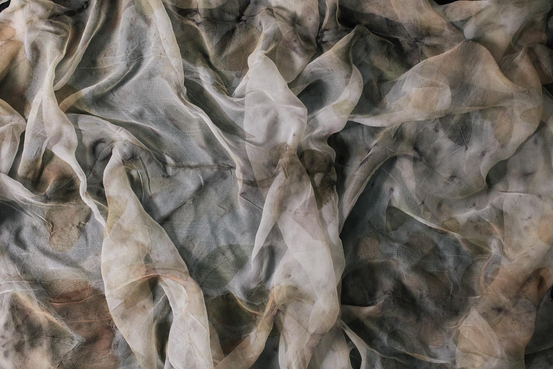 eco silk fabric