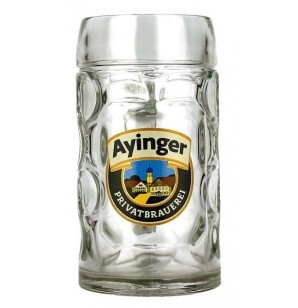 FREE 32oz Stein! - Each day, the first 50 people get a FREE 1 liter Ayinger stein that will be filled for only $6!