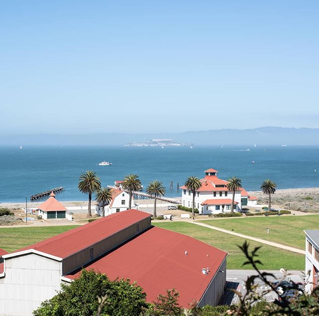 San Francisco! 🌴⛰ you can see Alcatraz island picking through the background, so much beauty!  #coolplaces #alcatrazisland #sanfran #sanfrancisco #SF #oceanview #bayarea #paradise #paradiseonearth #getaway #southwest #companionpass #womanintech #businesswoman #karlayazuriphotography #karlayazuri #traveler #freespirit #explore