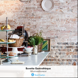 The 50 Best Restaurants in Paris    Condé Nast Traveler, February 2015