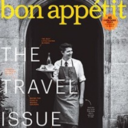 The French Connection    Bon Appétit, April 2014